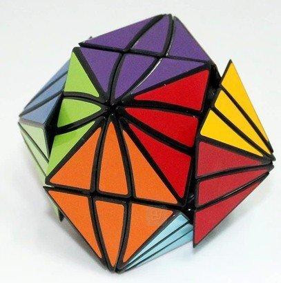 Yongjun del Ojo malvado del Diablo I Puzzle Cubo Blanco