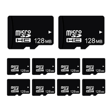 10 PCS/LOT TF-karte 128 MB 256 MB Micro Karte High Speed Speicher Micro Sd-karte