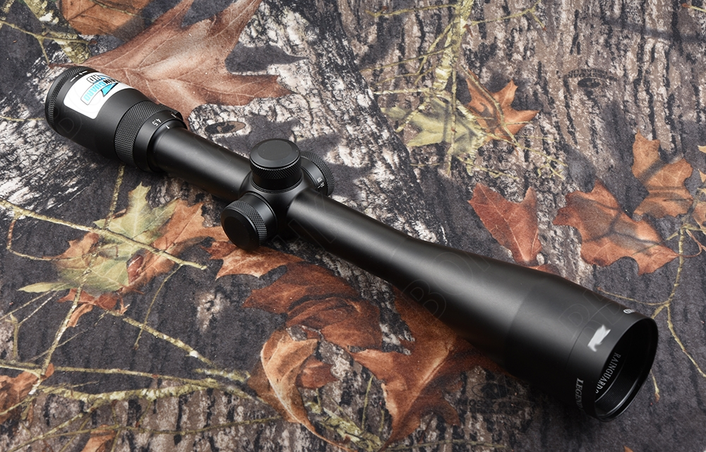 Hunting Shooting Legend Ultra HD 4.5 14x44 Multi X Rifle Scope with side focus ranging waterproof shockproof M8880