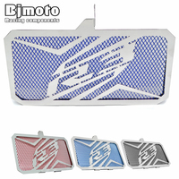 RG YA004 Motorcycle Accessories Stainless Steel Radiator Grille Guard Cover Protector For Yamaha YZF R3 2015