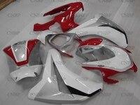 Plastic Fairings Fireblade 08 09 Body Kits CBR1000 RR 2008 2008 2011 Silvery White Red Abs Fairing CBR1000RR 09 10
