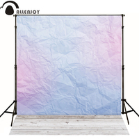 Allenjoy photography backdrops Paper crease simple colors kids photo backdrops for sale professional fabric computer printing
