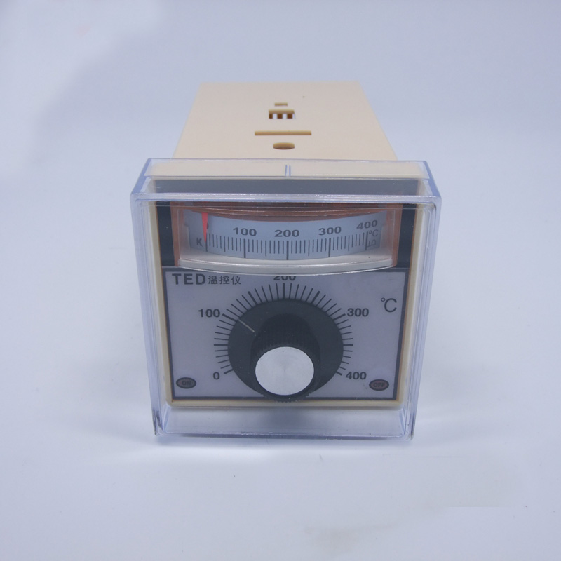 цены  K or E Thermocouple 0-300C 0-400C Dial Setting Thermoregulator Temperature Controller 220V 380V AC 50Hz TED-2001 oven