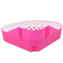 Puppy Mesh Toilet / Pet Toilet for Small Puppies / Easy to Clean for cages