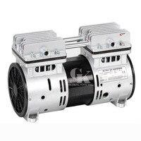 110 В 550 Вт oilfree Micro Air мембранный насос Электрический Двигатель вакуумный насос 67lpm
