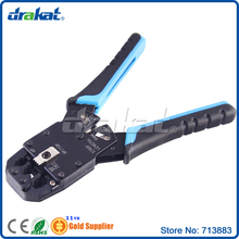 Manual Crimping Tool RJ45 RJ50 RJ11 RJ12 4 in 1 TL 200