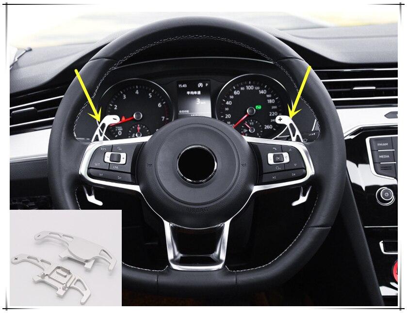 For VW Volkswagen Golf 7 MK7 GTI R 2014 2015 2016 2017 2018 Racing DSG Paddle