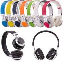 3.5mm Kabel Stereo Lipat Headphone Selama Ear Earphone Untuk Telepon MP3 PC Besar gadis/anak laki-laki Hadiah Musik Headset headphone
