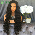 150 Density Human Hair Lace Front Wigs With Baby Hair Loose Wave Virgin Malaysian Hair Glueless Full Lace Wigs For Black Women