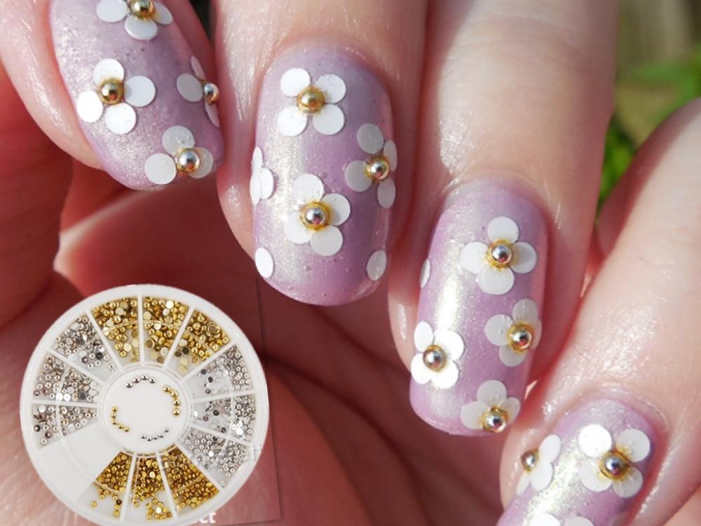 Nail designs with little balls : Nail art balls buy cheap lots from china