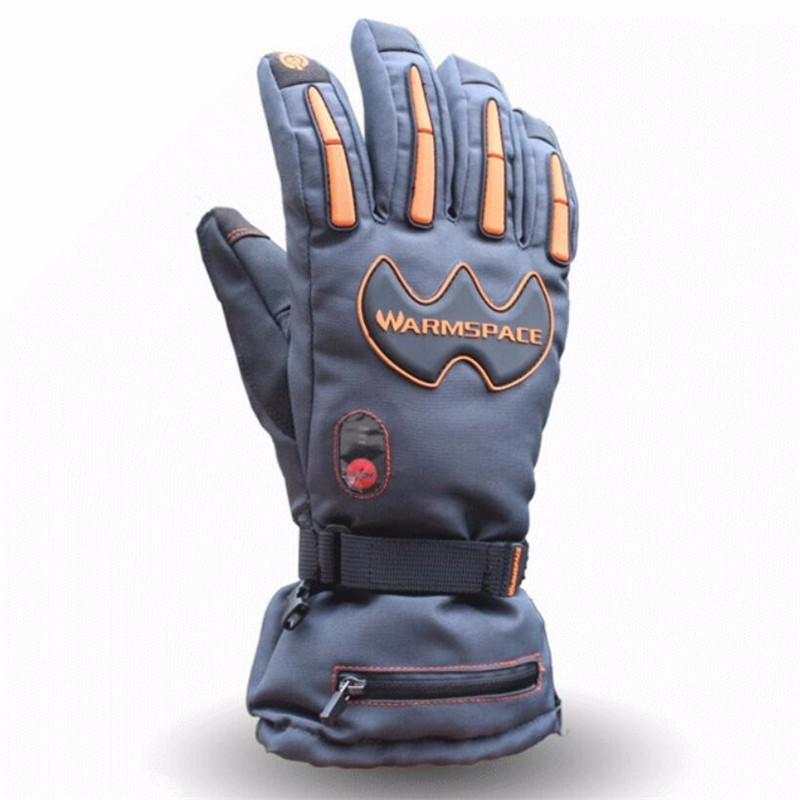 5600Mah Intelligent Electric Heating Gloves Super Warm -9513