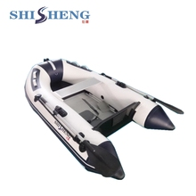Hot selling 0.9mm PVC rubber boat,best inflatable fishing boat