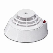 Адресуемые тепла детектор интеллектуальные фиксированной температуры тепловой сигнализации