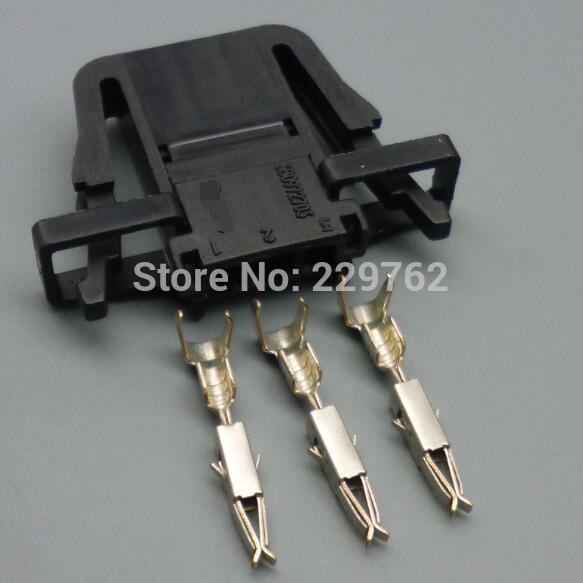 Connecteur 2 broches faisceau Jeu De Câbles Kit De Réparation Audi Seat Skoda VW 1j0973722,
