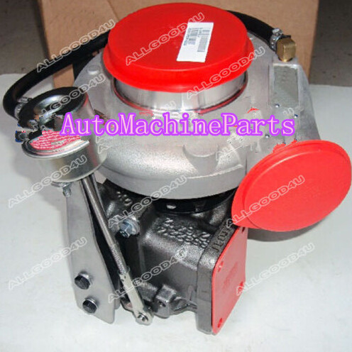 Turbocharger HE351W 4043980 4043982 2834176 Turbo for ISDe6 EngineTurbocharger HE351W 4043980 4043982 2834176 Turbo for ISDe6 Engine