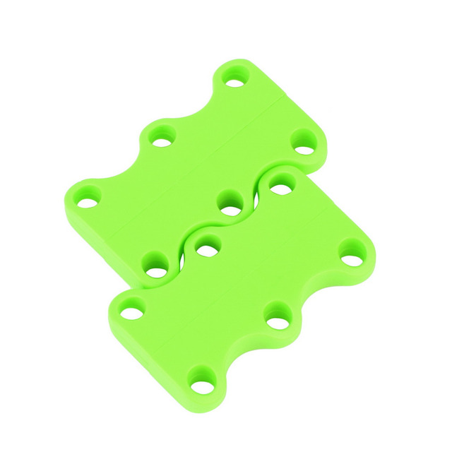 Novelty Magnetic Casual Sneaker Shoe Buckles Closure No-Tie Shoelace