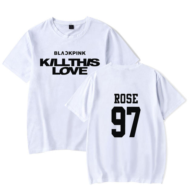 BLACKPINK KILLTHIS LOVE T-SHIRT (20 VARIAN)