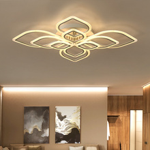 modern led chandeliers for living room bedroom dining room acrylic Indoor home lustre led chandelier lamp lighting fixtures modern led lustre crystal chandelier lighting for dining living room candle chandeliers lamp indoor light fixture