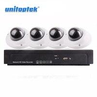 H 264 Vandal Proof IR 10M 1080P 2 0MP HD IP Network IP Camera 4CH POE