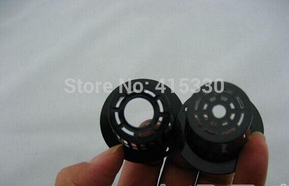 Free Shipping Pack of 50pcs PE <font><b>2</b></font>#/33-42mm Hydroponics Slotted Mesh Pot - Round <font><b>Net</b></font> Pot