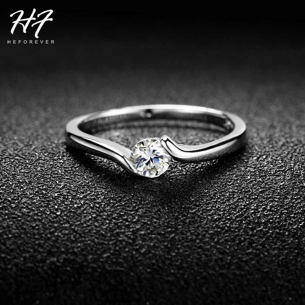 Горячая продажа кубического циркония кристалл обручальные кольца для женщин розовое золото цвет палец Свадебные украшения для мужчин и женщин R198 R232
