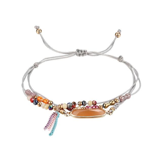 brixini.com - Multilayered Crystal Bracelet