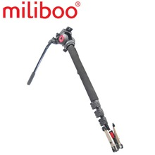 miliboo MTT704A Portable Aluminium Tripod for Professional Camera Camcorder/Video/DSLR Stand,Half Price of Manfrotto чемодан manfrotto professional 70 mb mp rl 70bb