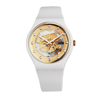 Swatch watch Perspective series Quartz men and women watch SUOZ148
