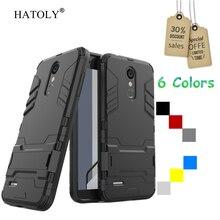 For Cover LG K9 Case Rubber Robot Armor Shell Slim Protective Hard Back Phone Case for LG K9 Cover for LG K9 2018 цена
