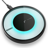 NILLKIN Qi Wireless Charger For Samsung Galaxy S9 S8 S8 Plus S7 Edge Desktop Qi Charger
