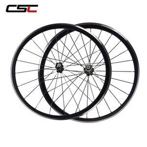 Image 2 - Super light Kinlin XR300 Wheelset 30mm Clincher Alloy Wheelset Aluminum Wheels