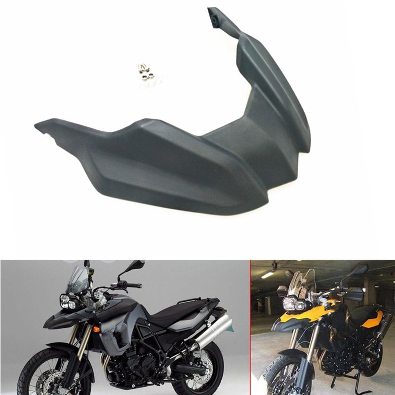 For BMW Motorcycle Front Fender Extension Wheel Cover