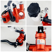 Brake Clutch Master Cylinder Hydraulic Pump handle