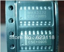 Бесплатная Доставка 20 ШТ. IC MAX3232CSE MAX3232 SOP16 новый сделано в китае
