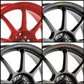 OZ RACING колесные диски из алюминиевого сплава колеса изогнутые наклейки для abarth сиденье Альфа Ромео