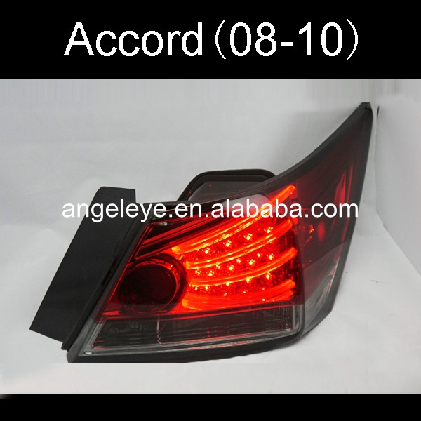 For Honda  for Accord  2008-2010  year LED Rear Light Red Color SN 2008