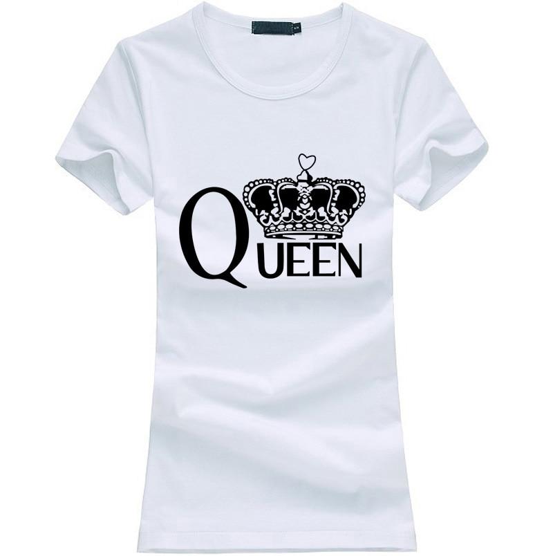 HTB1T9.tKpXXXXcbXFXXq6xXFXXX7 - Fashion Queen Letters print women t-shirt 2017
