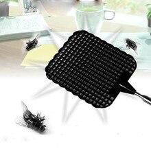 Мухобойка телескопическая Выдвижная мухобойка для предотвращения вредителей комаров инструмент мух ловушка выдвижной мухобойка Садовые принадлежности