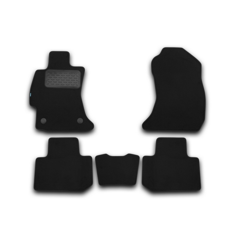 Mats in salon Klever Premium For SUBARU Forester 2013-2018, cross... 5 PCs (textile) tcrt5000 reflective infrared sensor photoelectric switches 10 pcs