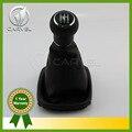 Para Audi A4 B5 1995 1996 1997 1998 1999 2000 2001 A6 C5 (97-01) A8 D2 (99-03) 5 Speed Gear Shift Knob Polaina Boot