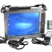 Прочный планшет лучшего качества для Xplore Ix104 I7 и 4g диагностический ноутбук установлен хорошо с mb star c4 программного обеспечения V2019.09 mb c5 star