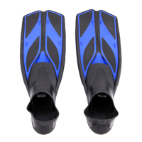 Flexible Comfort Swimming Fins Adult Profession Diving Fins Flippers Water Ooutdoor Sports Swimming Fins