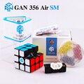 GAN 356 SM 3x3x3 magnético rompecabezas cubo mágico profesional maestro gans speed cubo mágico gan354 M imanes neo cubo gan 356 R