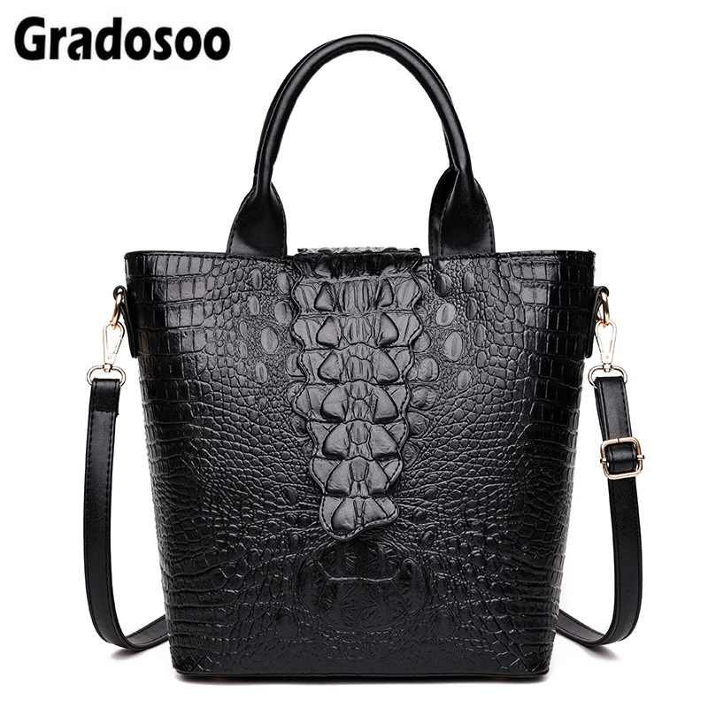 1dc1ba51e4e Detail Feedback Questions about Gradosoo Fashion Women Bag PU ...