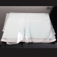 300 pçs/lote atacado limpar autoadesivo Seal sacos de plástico Opp sacos 24 x 20 cm 120133