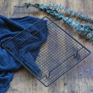 Image 5 - שחור רשת אפוי ברזל מסגרת מתלה טוסט אפיית עוגת Stand עבור מזונות לחם צילום אבזרי סטודיו אביזרי צילום fotostudio