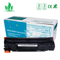 1PCS CE278A 278A/a 278 Compatible Toner Cartridge for HP laserjet pro P1560 1566 1536 1600 1606DN printer