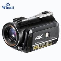 Winait 2018 Лидер продаж для домашнего использования хорошее качество 4 К Цифровая видеокамера