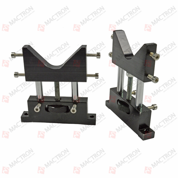 ФОТО 2pcs of Laser Tube Frame for 40w,60w And 80w Laser Tube