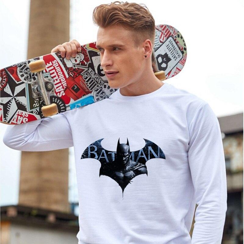 DC Superhero movie BatmanThe Dark Knight cool Pattern Printed Illustration  Unisex Casual Fashion Sweatshirt Cotton Sweatsuit